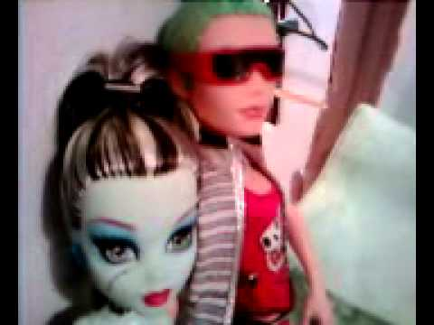 The Survival Game (monster high dolls), episode 3