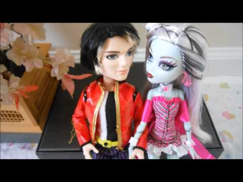 """Monster High short film - """"Beastly and the Beauty"""" (part 3)"""