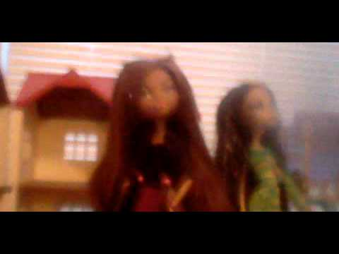 my new dolls and bloopers2