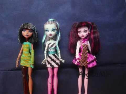 Monster High : Till the World Ends [Remix]