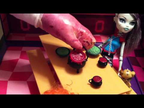 Monster High School Playset video review!
