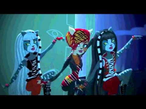 Monster High - Dancing Crazy
