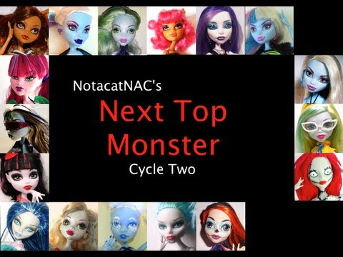 Next Top Monster: Episode 3, Cycle 2