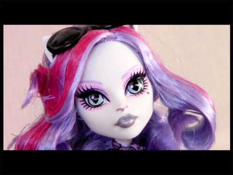 Catrine DeMew Scaris Monster High Doll Toy Review | by KittiesMama