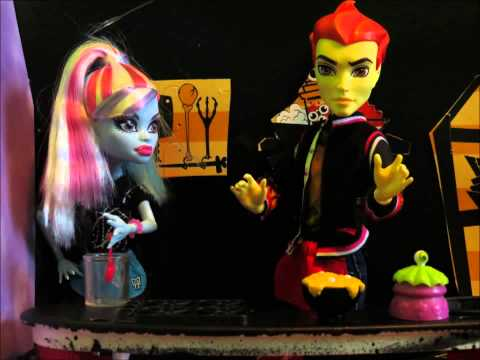 Monster High : Double the Recipe : Stop Motion