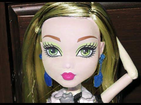 Monster High Doll Photo Editing Tutorial: Human Edit
