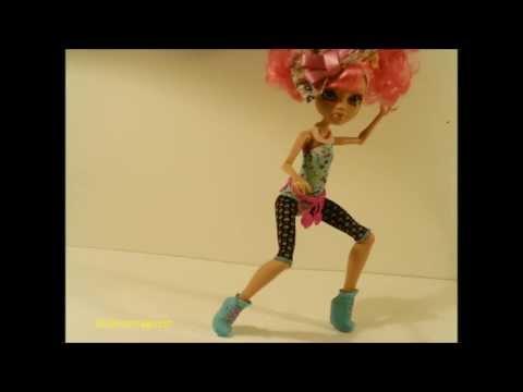 "Howleen Wolf's ""Hip-hop Dance!"" (Stop Motion) MH"