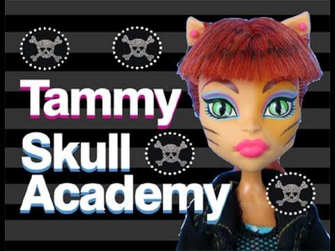 Monster High Doll Show | Skull Academy | Tammy