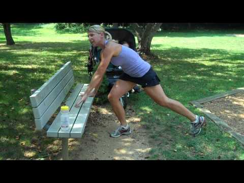 Mom Fitness Outdoor Workout