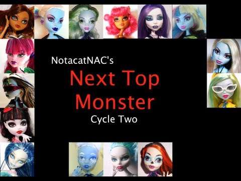 Next Top Monster: Episode 4, Cycle 2