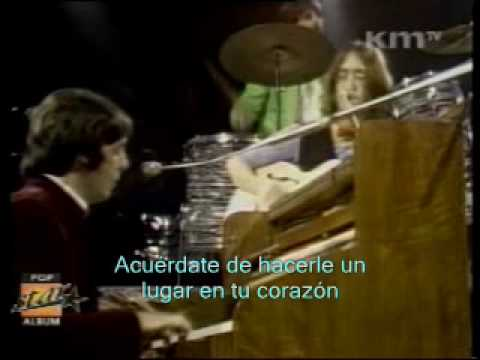 The Beatles - Hey Jude - Subtitulado en Español