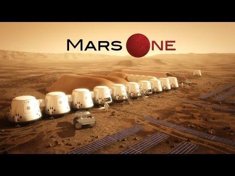 MARS ONE ¿negocio descarado?   en Español