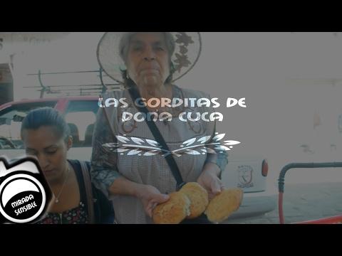 Doña Cuca y sus Gorditas de Horno. Tabasco, Zacatecas.