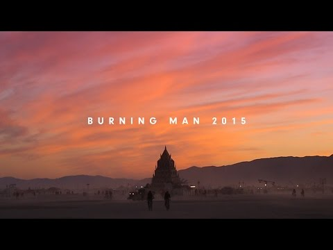 Burning Man 2015 - Carnival Of Mirrors