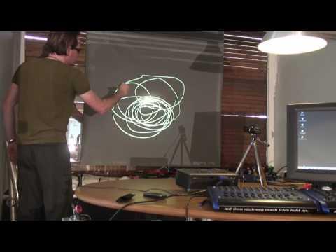 Motion Tracking Flashlight Demo