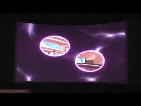 3D Laser Video