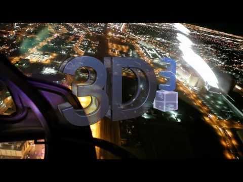 LDI Las Vegas 2010 / Event in the Box 3D3 / Part 1
