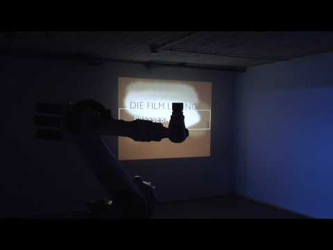 Motion Tracking with Robot Arm