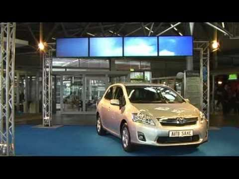 Auris Hybrid presentation with COOLUX Pandoras Box Media Player