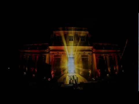 Architectural Video Mapping Vienna 2012