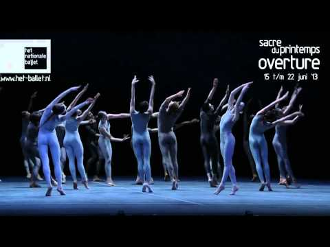 Sacre du Printemps/Overture (trailer) - Shen Wei/David Dawson (Het Nationale Ballet)