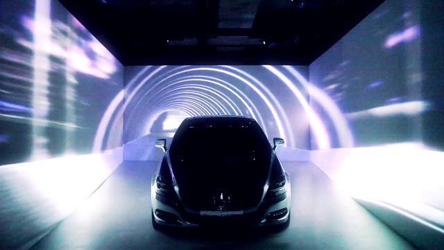 Mercedes Benz new CLS Launching show 2011, Corea