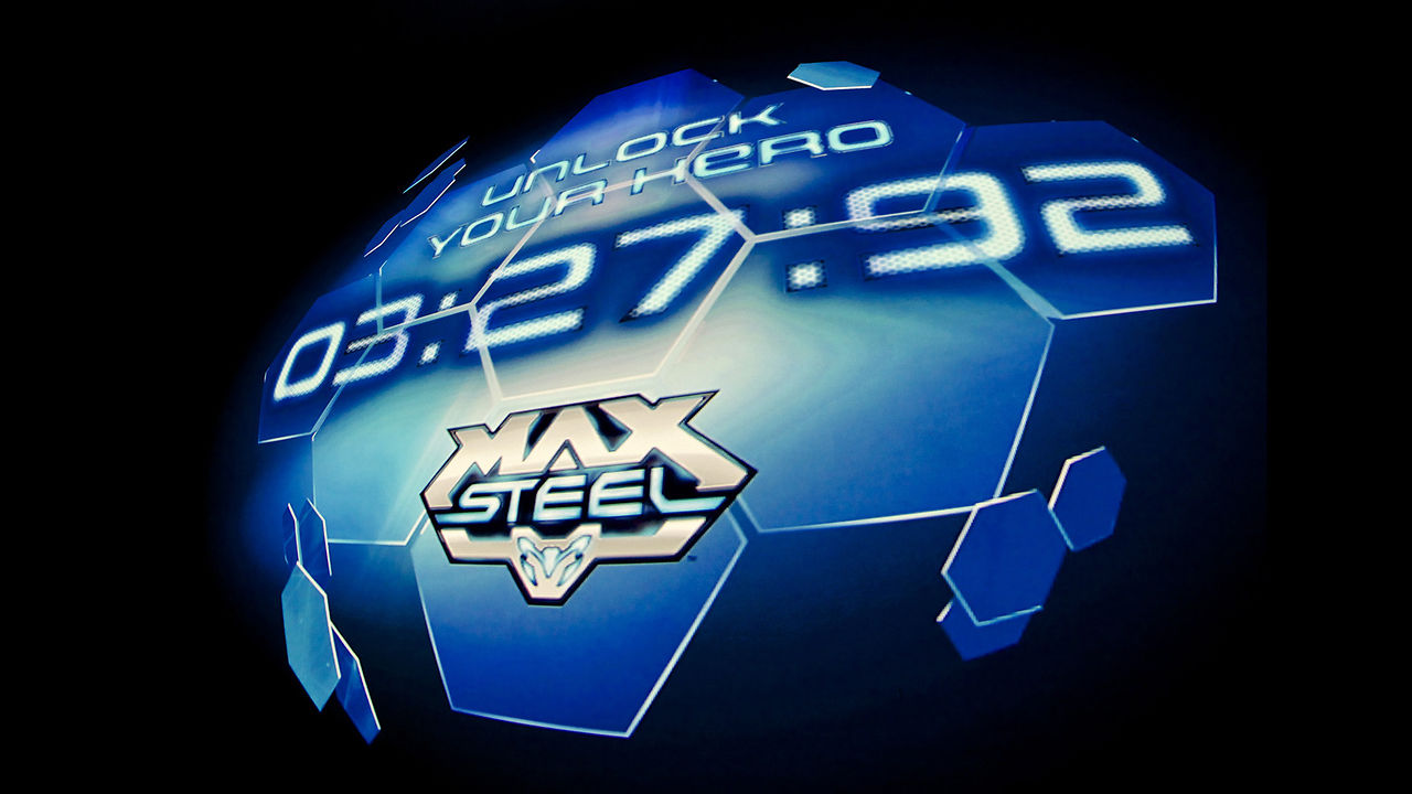 "Max Steel ""German Press Launch"""