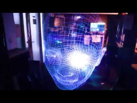 3D Perspective Holographic Demo