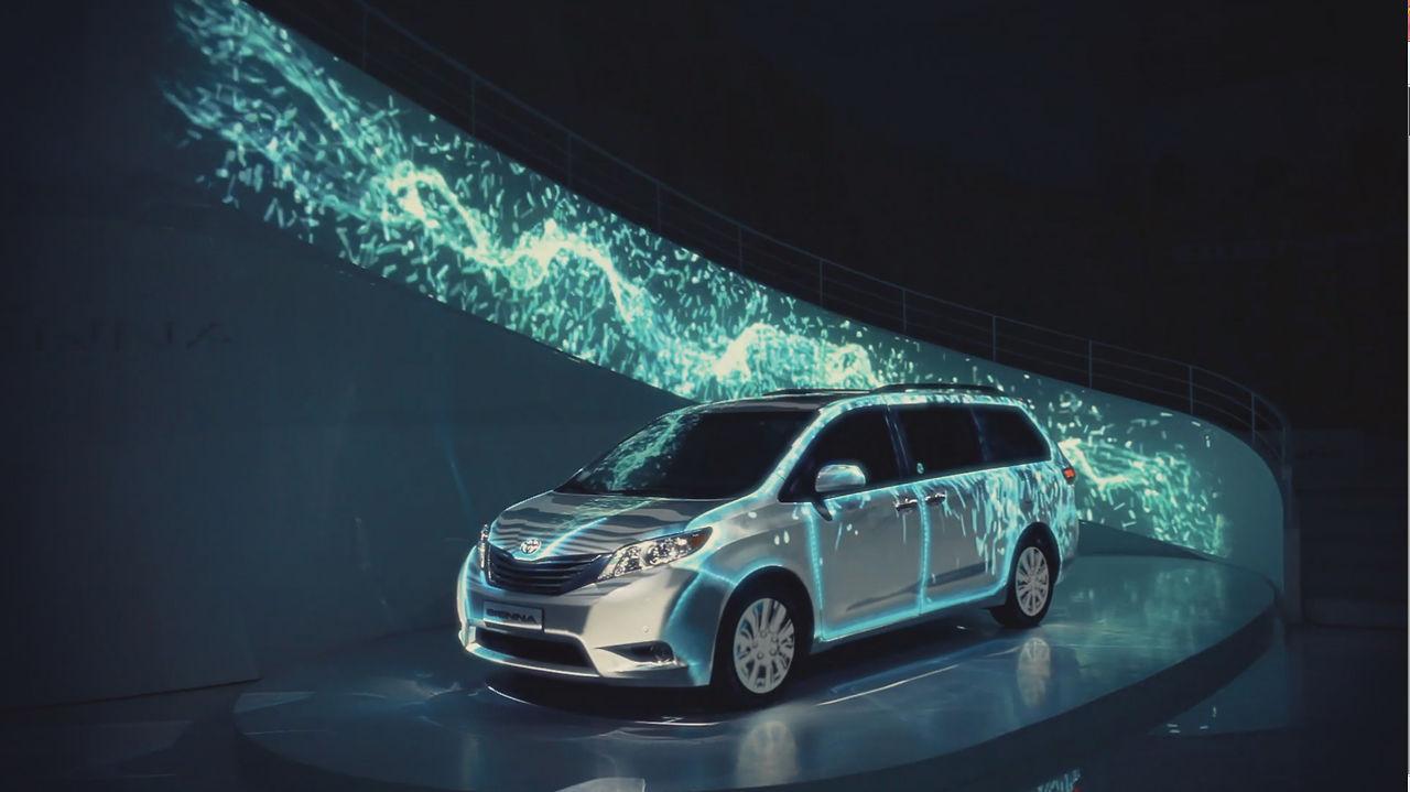 Toyota Sienna Launching show 2011, Corea