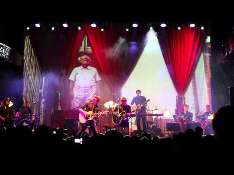 MANDO DIAO unplugged tour 2011