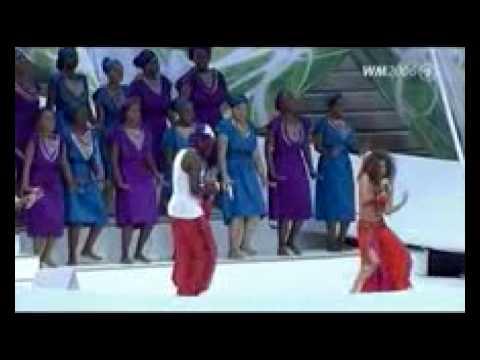 Shakira singing Bhojpuri Song !!