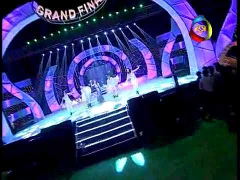 Suro Ka Maha Sangram Grand Finale 2012 - Performance by Kalpana Patowary.