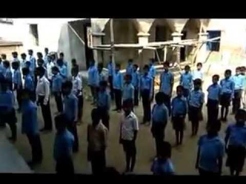BIHAR GAAN by govt school children