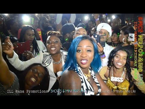 Spice Performing Live @ SWFL - Ill Nana Bday Bash 2K15