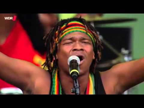 Raging Fyah live - SummerJam 2014