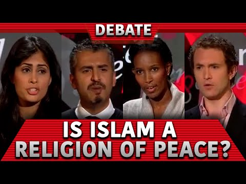 Muslims Fail to Prove Islam is a Religion of Peace in Debate