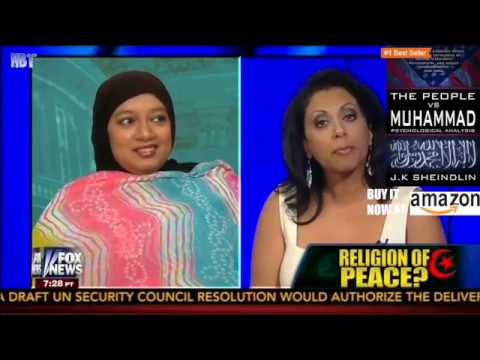 Brigitte Gabriel annihilates Muslim stooge on national TV