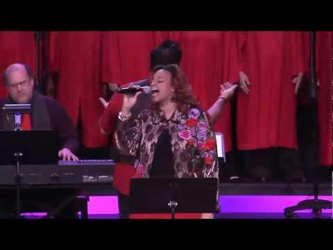 Karen Clark Sheard (O Come Emmanuel) #Live