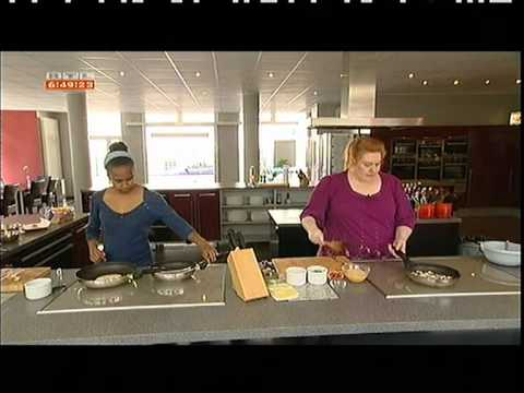 Jasmin Waldmann frühstückt bei RTL (I/II)