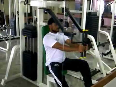 Gym Manufacturer India  Fitness Zone Gym  Jalandhar - Syndicate Gym Equipment .wmv