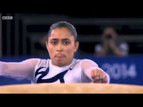 Third Woman to Land Produnova - Dipa Karmakar
