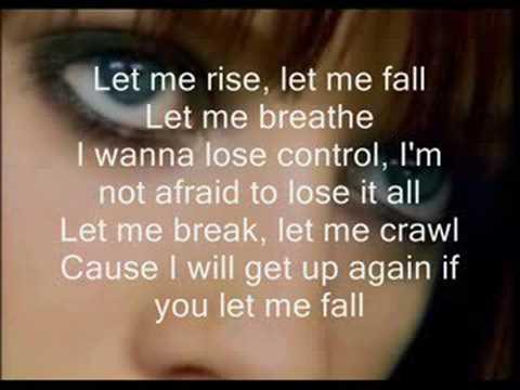 Instant star - Alexz Johnson - Let me fall (with lyrics)