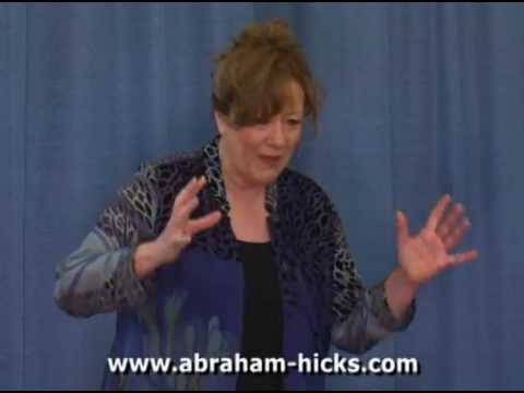 Abraham: NO ACCIDENT IS ACCIDENTAL - Esther Hicks