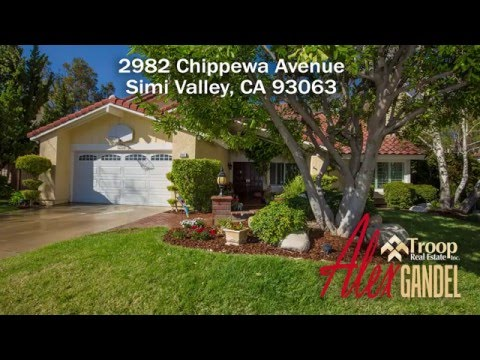 2982 Chippewa Ave., Simi Valley, CA 93063 For Sale