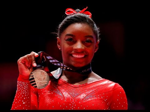 Simone Biles - Rio Olympics 2016 Gymnast Journey - August 9, 2016 - Health Fitness India