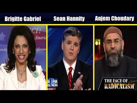 ANJEM CHOUDARY et BRIGITTE GABRIEL débattent sur l'islam / France Nation