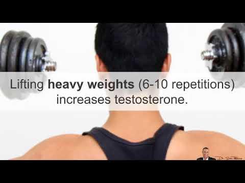 Testosterone Boosting Diet Plan For Men