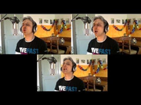 How to Sing Nowhere Man Beatles Vocal Harmony Tutorial Breakdown