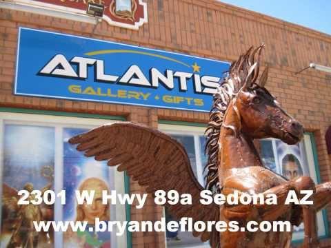 Sedona - Atlantis Gallery and Gifts