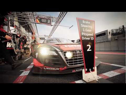 Audi Sport team WRT Spa 24 qualifying